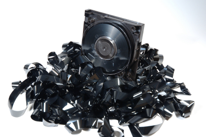 Shredded Tapes